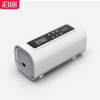 车载充气泵 双缸汽车车用电动无线智能数显便携式 轮胎打气泵