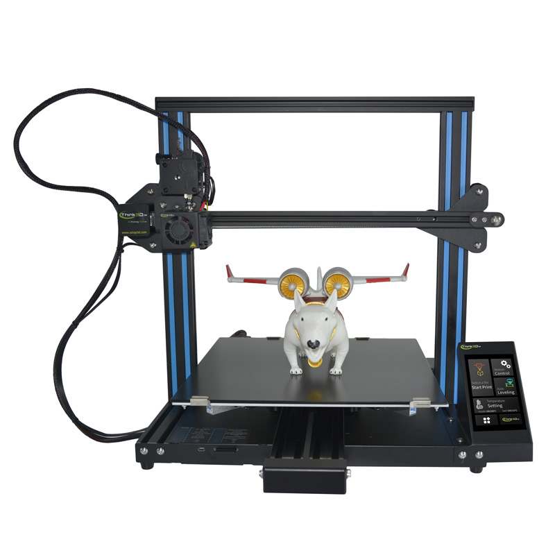 T22 Pro leveling-free 3D printer, automatic leveling