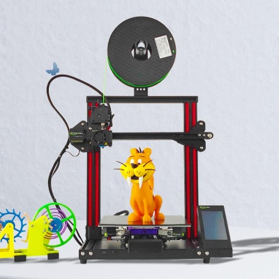 ​T22 Max Pro large size leveling-free 3D printer