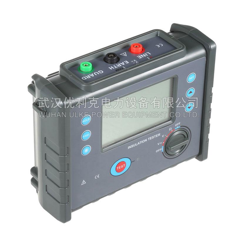 02.ULKE-2671数字绝缘电阻测试仪(2500V)