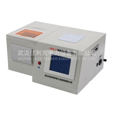 YBSC-6绝缘油酸值自动测定仪