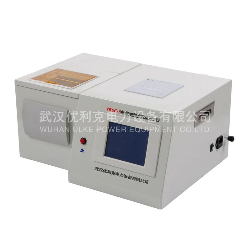 YBSC-3绝缘油酸值自动测定仪(三杯)