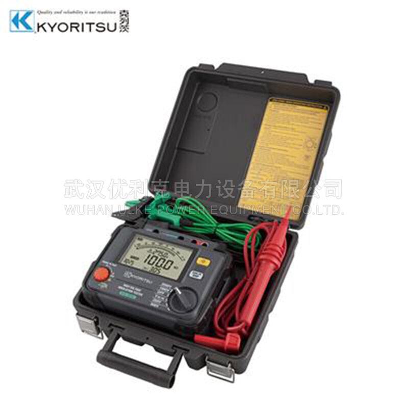 25.日本共立 2500V 高压绝缘电阻测试仪 KEW3025A/3025