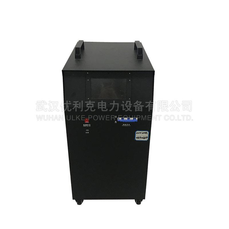 07.XDC-CFD48V蓄电池充放电仪