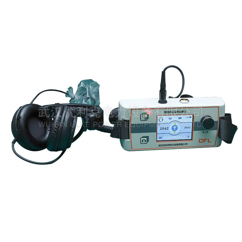 01.ULDL-9001电缆故障综合测试仪(XP系统)