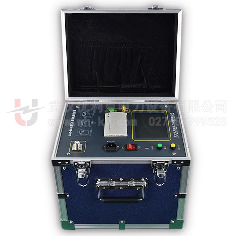 27.ULJS-801S高压介质损耗测试仪