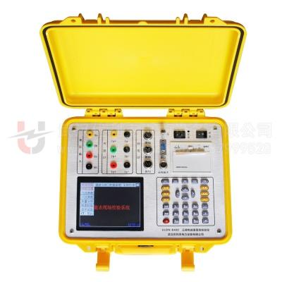 31.ULDN-B400三相电能表现场校验仪