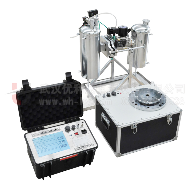 ULWS-J500瓦斯继电器校验仪