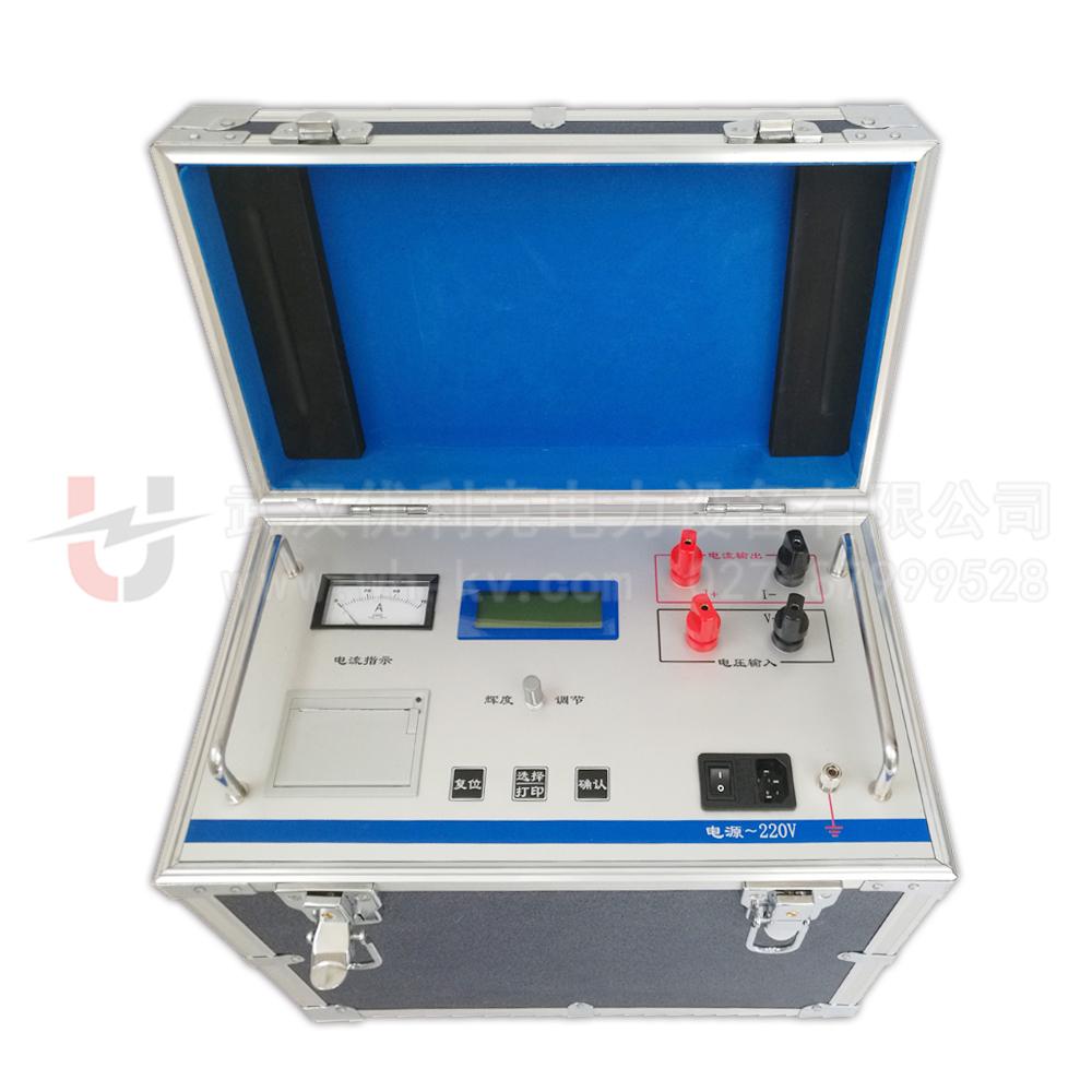 13.ULZZ-50A变压器直流电阻测试仪