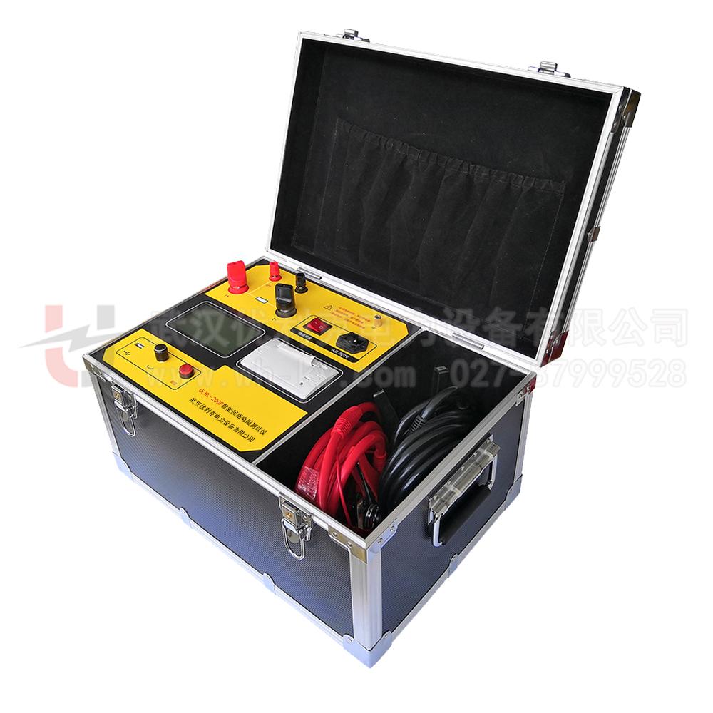 ULHL-200P智能回路电阻测试仪