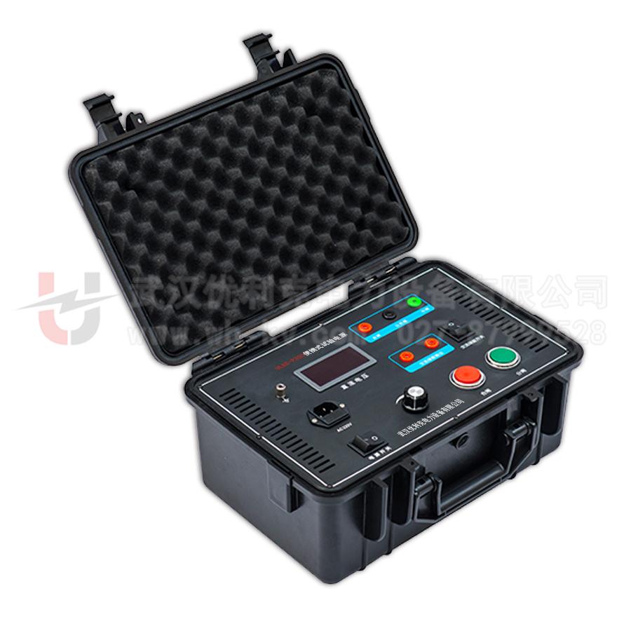 ULKE-P300便携式试验电源(数字)