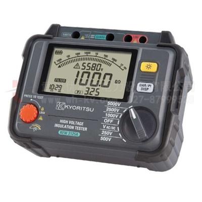 日本共立 2500V 高压绝缘电阻测试仪 KEW3025A/3025