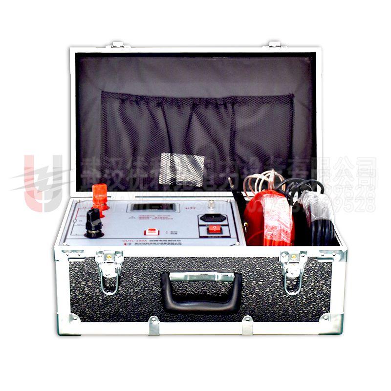 02.ULHL-100A回路电阻测试仪