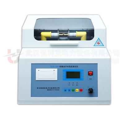 ULKE-6801全自动绝缘油介电强度测试仪(单杯)