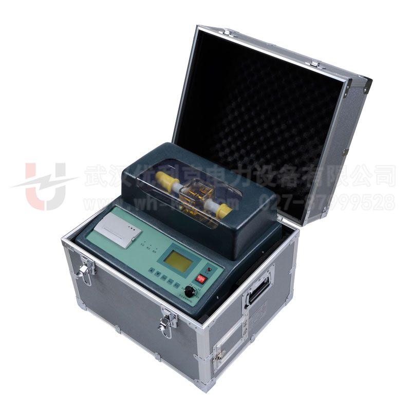 ULKE-6801B全自动绝缘油介电强度测试仪(便携式)