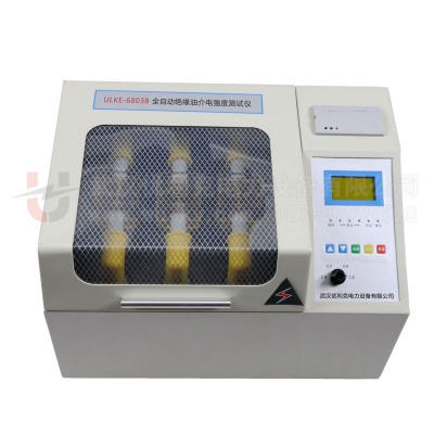 ULKE-6803B全自动绝缘油介电强度测试仪(三杯)