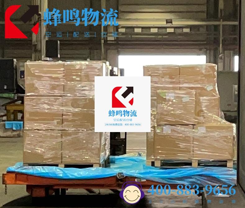 苏州电子元器件大件托盘空运广州/上海空运