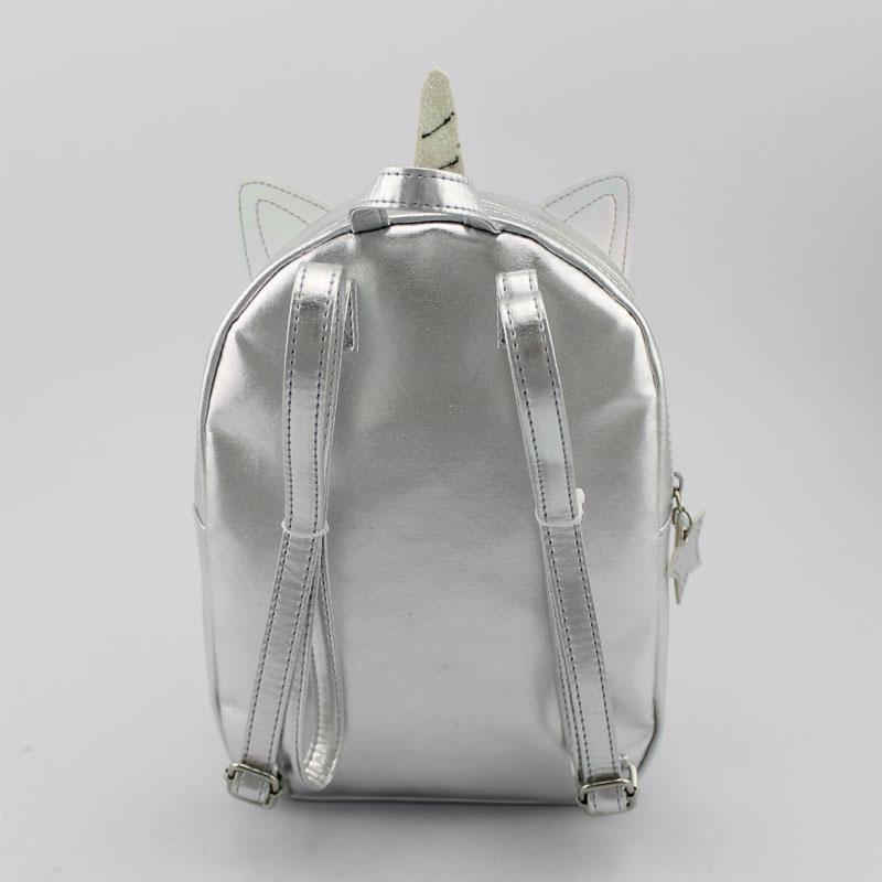 彩色五角星心形童装背包
