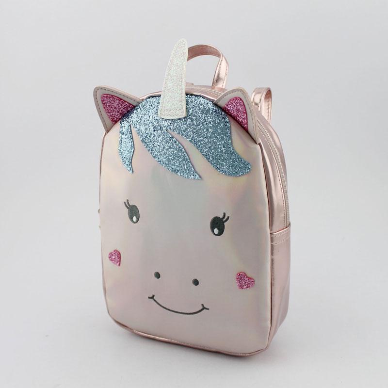 独角兽童装背包