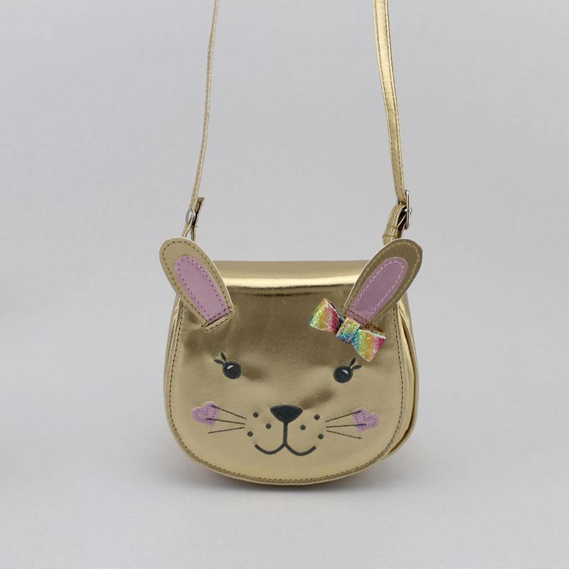 兔子童装斜挂包