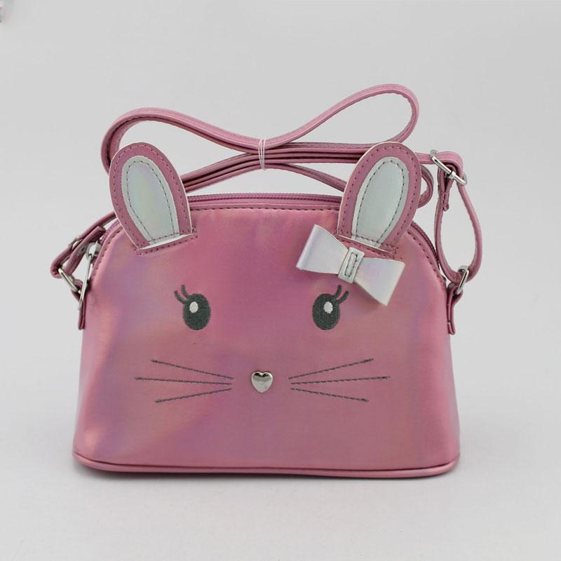 猫咪童装斜挂包