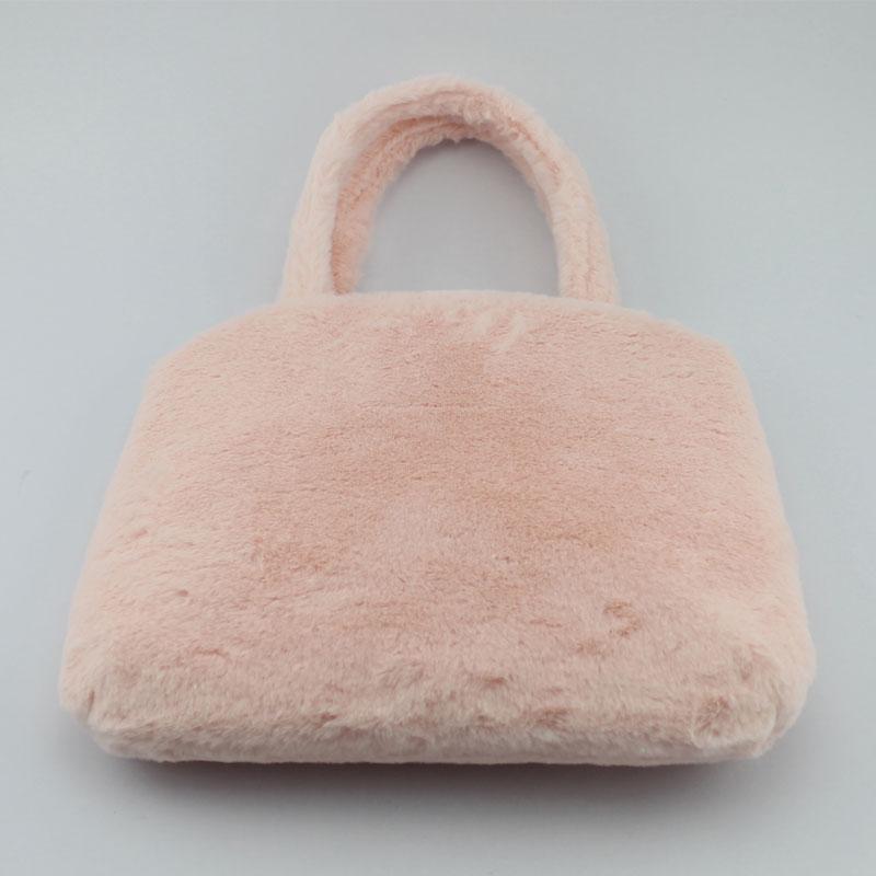 毛毛料童装手袋