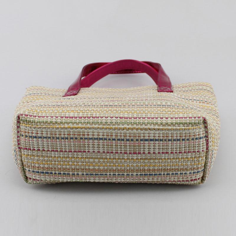 编织料童装手袋