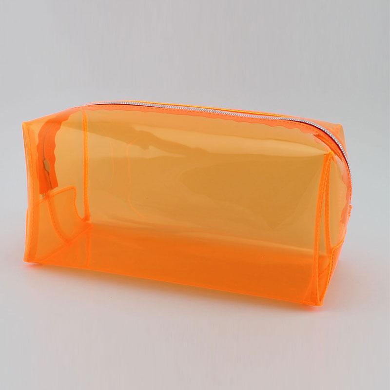 透明胶化妆包