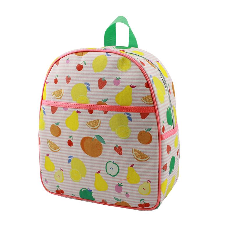 童包,背包,水果背包 ,条纹背包