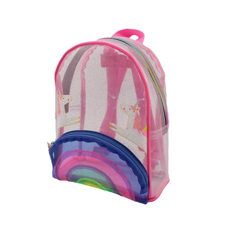 独角兽彩虹背包 ,童包