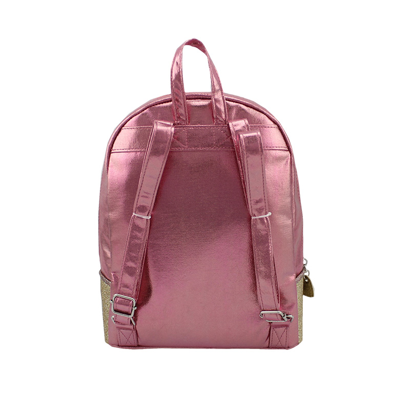 彩色心形背包 童包