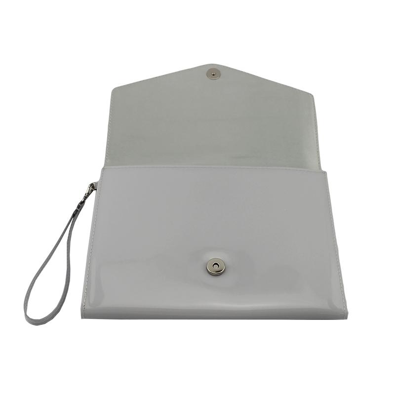 透明胶蝴蝶结IPAD包