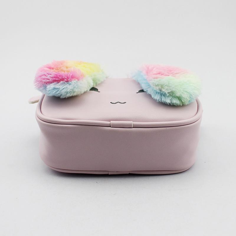 小兔斜挎包,童包