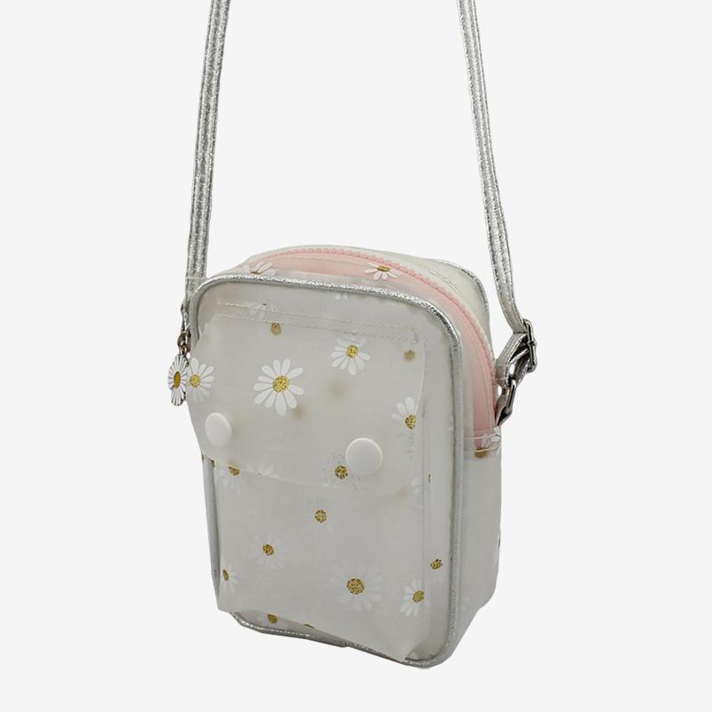 小雏菊斜挎包,童包