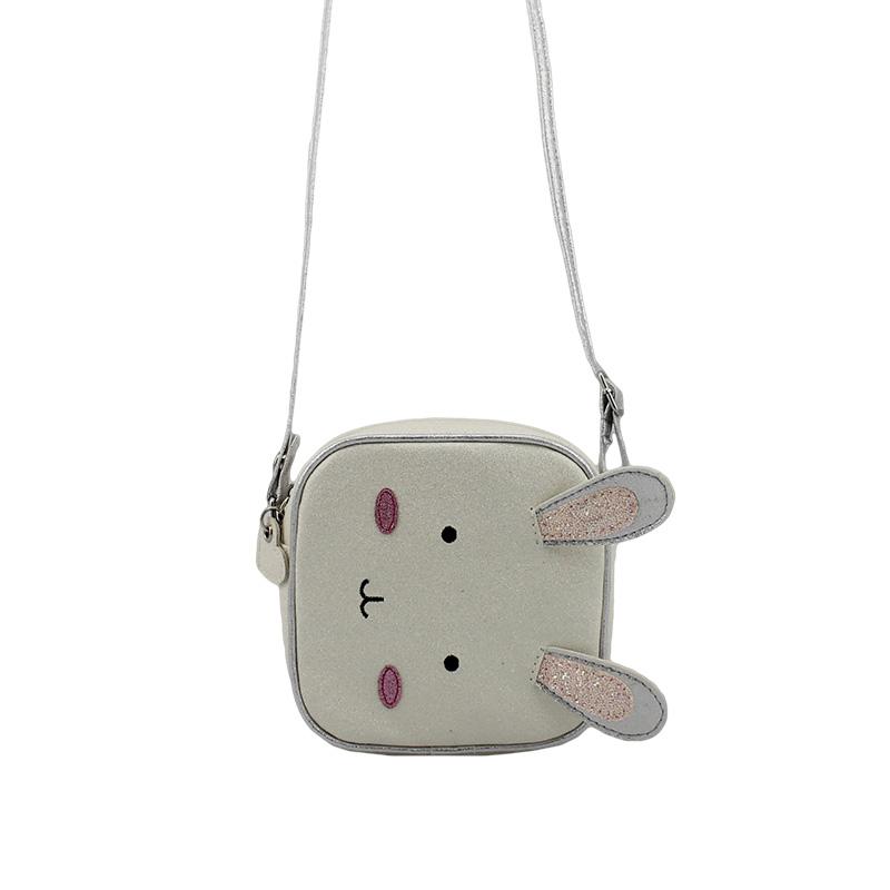可爱兔子小童斜挎包