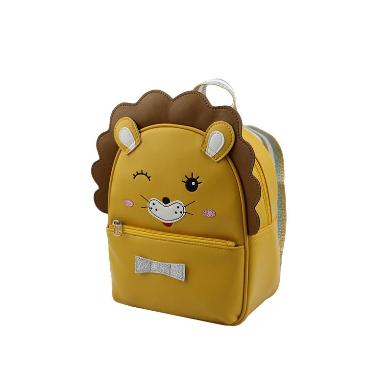儿童卡通小狮子背包