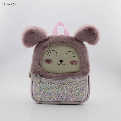 兔子背包 童包 动物背包