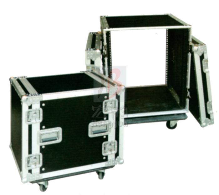 """HB-A-04 19""""12U单层标准机箱"""