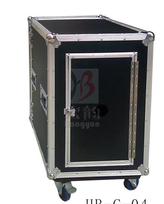 """HB-C-04 19""""16U单层机箱"""