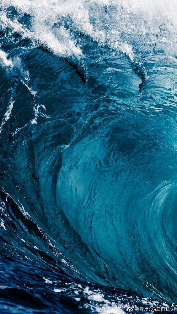 水波纹参考