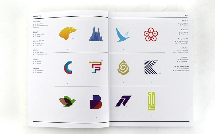 Logoism:Contemporary Logo Design