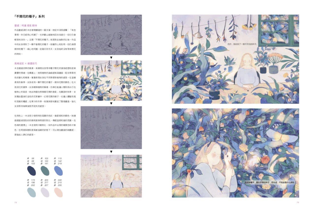 Fantasy Illustrations : Inspiration, Style Setting, Techniques