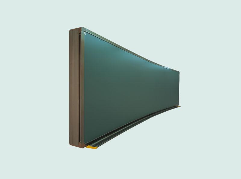 曲面式书写板