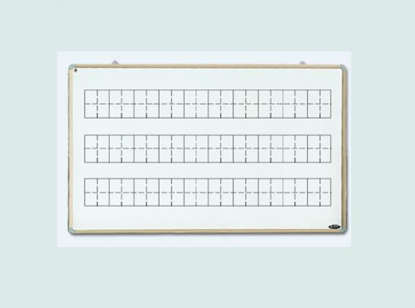 划线图表板