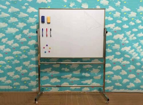 支架移动式书写板