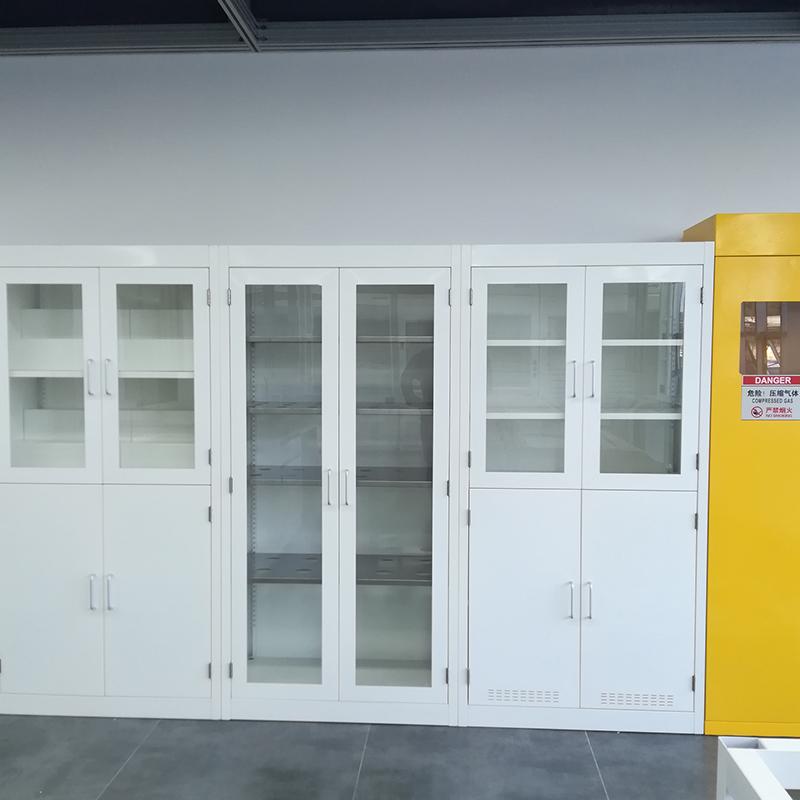 Steel Reagent Cabinet, Medicine Cabinet