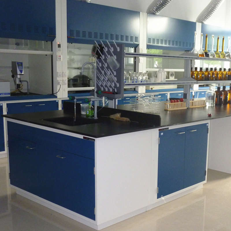 Laboratory Central Bench, Island Table