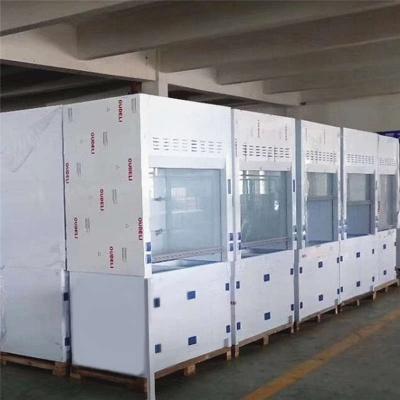 Acid-Base Resistant PP Fume Hood, Acid and alkali Resistant Fume Cupboard