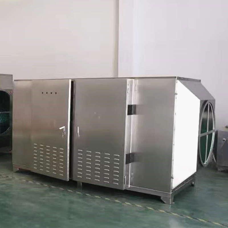 UV Photooxidation Exhaust Gas Treatment Equipment