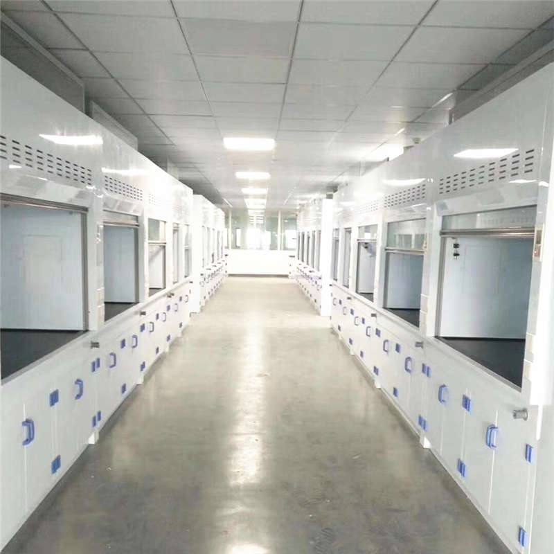 Laboratory PP Fume Hood, Polypropylene Fume Cupboard